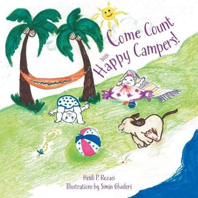 Come Count With Happy Campers! (Paperback)