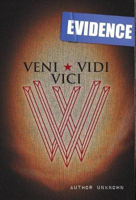 V.V.V.: Veni Vidi Vici (Hardback)