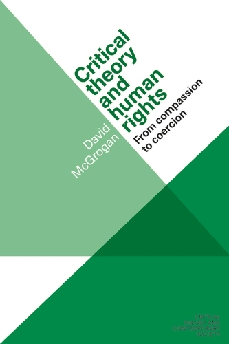 Critical Theory and Human Rights: From Compassion to Coercion - Critical Theory and Contemporary Society (Hardback)