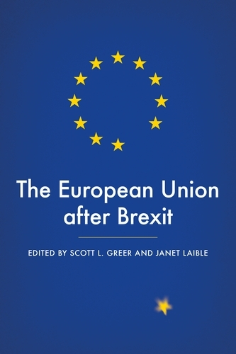 The European Union After Brexit (Hardback)