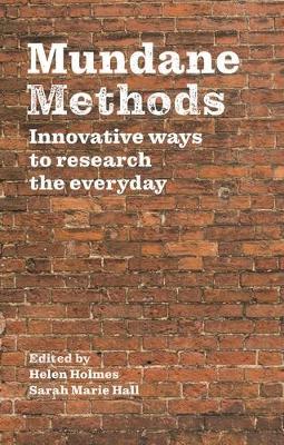 Mundane Methods: Innovative Ways to Research the Everyday (Paperback)