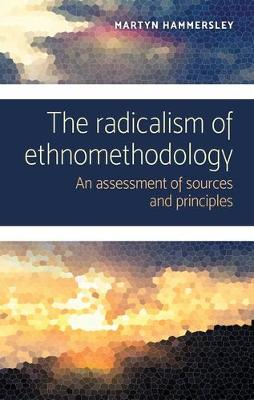 The Radicalism of Ethnomethodology: An Assessment of Sources and Principles (Paperback)