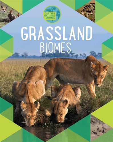 Earth's Natural Biomes: Grassland - Earth's Natural Biomes (Paperback)