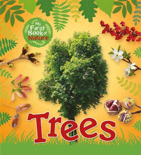 My First Book of Nature: Trees - My First Book of Nature (Paperback)