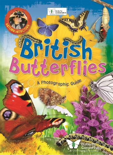 Nature Detective: British Butterflies - Nature Detective (Paperback)