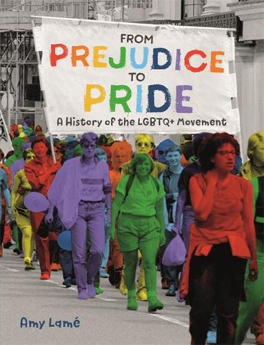 From Prejudice to Pride: A History of LGBTQ+ Movement (Hardback)