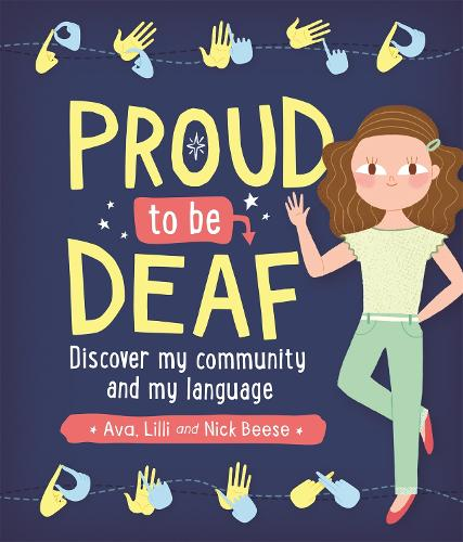 Proud to be Deaf (Paperback)