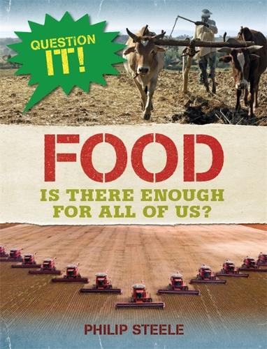 Question It!: Food - Question It! (Hardback)