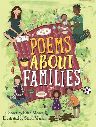 Poems About: Families - Poems About (Hardback)
