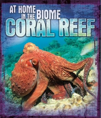 At Home in the Biome: Coral Reef - At Home in the Biome (Paperback)