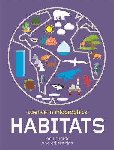 Science in Infographics: Habitats - Science in Infographics (Hardback)