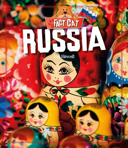 Fact Cat: Countries: Russia - Fact Cat: Countries (Hardback)