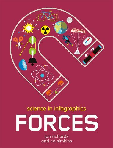 Science in Infographics: Forces - Science in Infographics (Hardback)