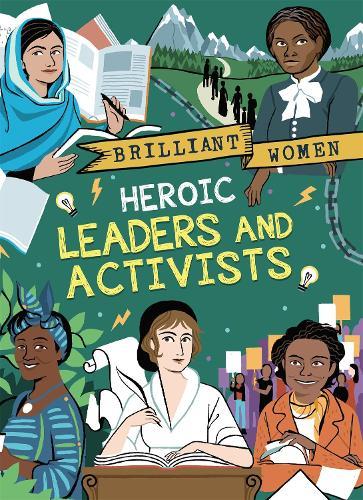 Brilliant Women: Heroic Leaders and Activists - Brilliant Women (Hardback)