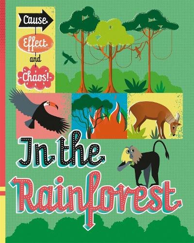 In the Rainforest - Cause, Effect and Chaos! (Paperback)