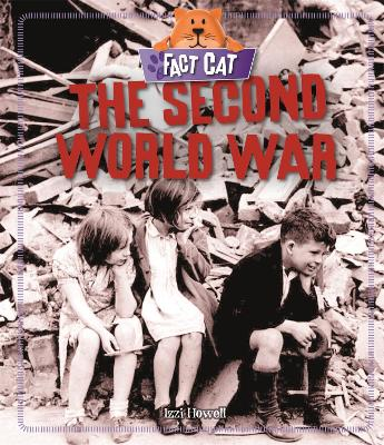 The Second World War - Fact Cat: History (Paperback)