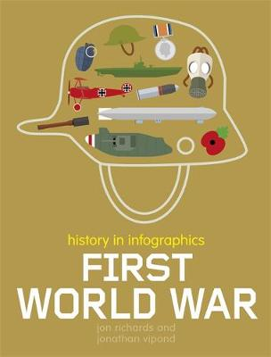 History in Infographics: First World War - History in Infographics (Paperback)