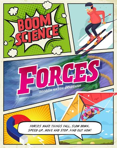 BOOM! Science: Forces - BOOM! Science (Paperback)