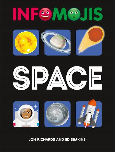 Space - Infomojis (Hardback)