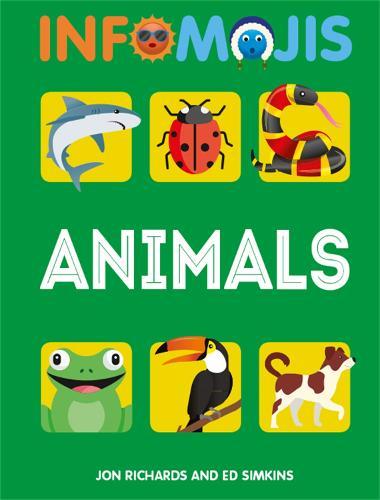 Infomojis: Animals - Infomojis (Paperback)