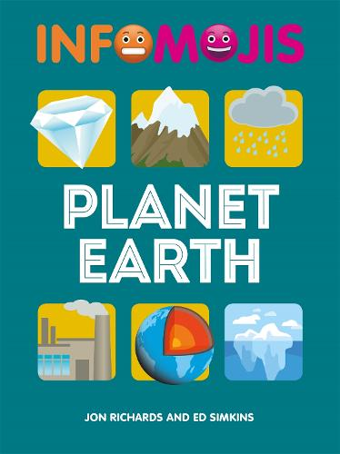 Planet Earth - Infomojis (Hardback)