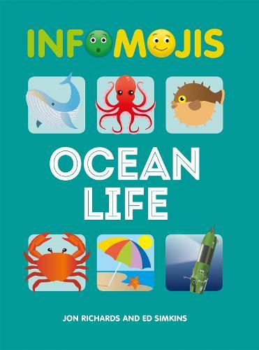 Ocean Life - Infomojis (Hardback)