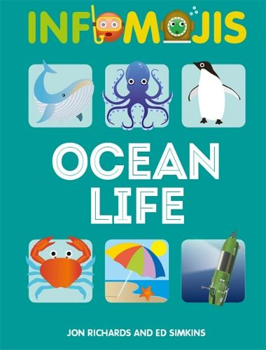 Infomojis: Ocean Life - Infomojis (Paperback)