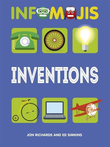 Infomojis: Inventions - Infomojis (Hardback)