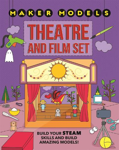 Maker Models: Theatre and Film Set - Maker Models (Paperback)