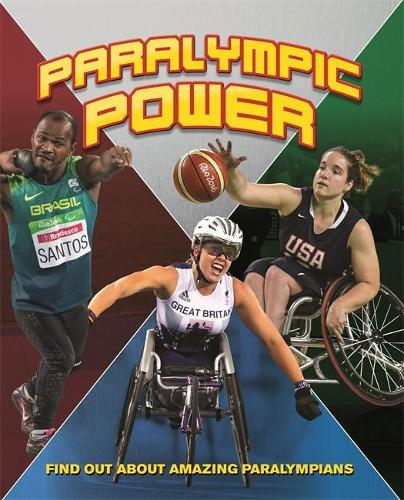 Paralympic Power (Paperback)