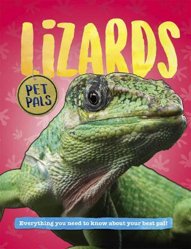 Pet Pals: Lizards - Pet Pals (Paperback)
