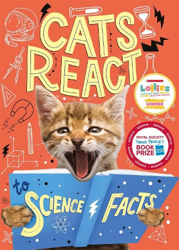 Cats React to Science Facts (Hardback)
