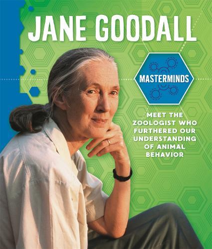 Jane Goodall - Masterminds (Paperback)