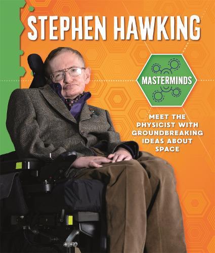 Masterminds: Stephen Hawking - Masterminds (Hardback)