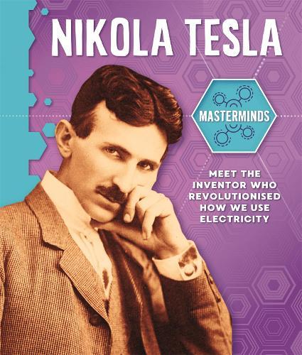 Masterminds: Nikola Tesla - Masterminds (Paperback)
