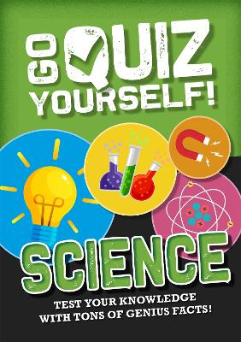 Science - Go Quiz Yourself! (Paperback)