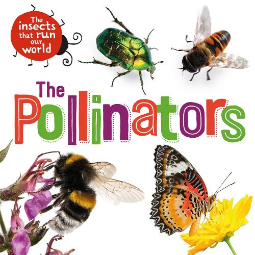The Insects that Run Our World: The Pollinators - The Insects that Run Our World (Hardback)