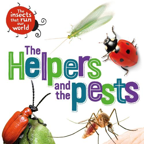 The Insects that Run Our World: The Helpers and the Pests - The Insects that Run Our World (Hardback)