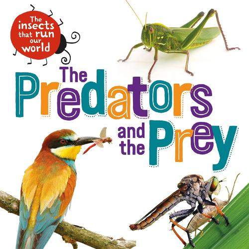 The Insects that Run Our World: The Predators and The Prey - The Insects that Run Our World (Hardback)
