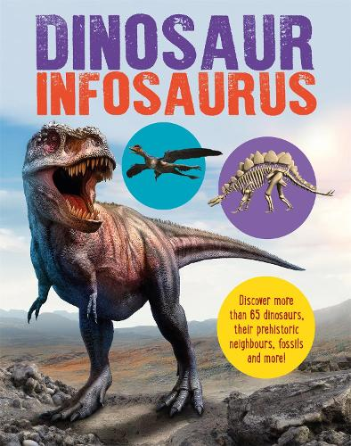 Dinosaur Infosaurus (Hardback)