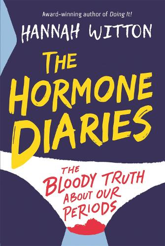 Hannah Witton on 'The Hormone Diaries'