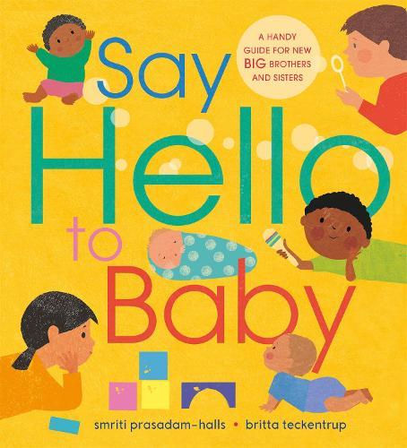 Say Hello to Baby (Hardback)