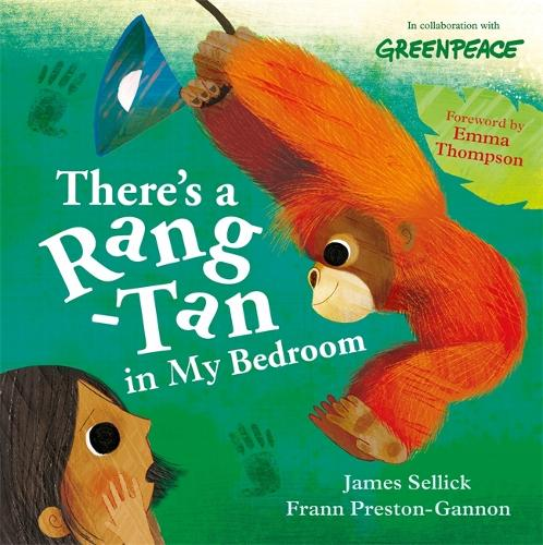There's a Rang-Tan in My Bedroom (Hardback)