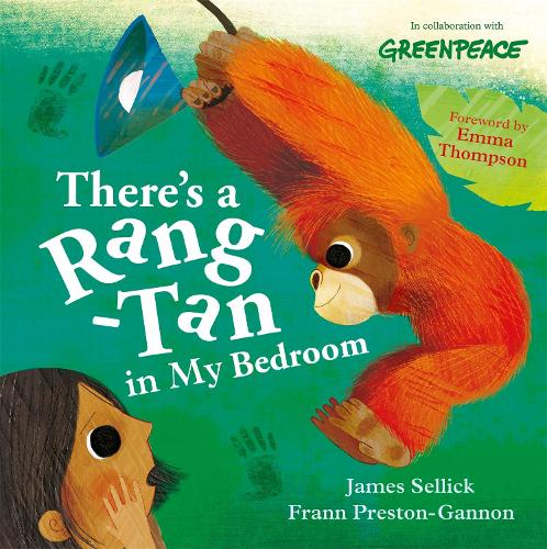There's a Rang-Tan in My Bedroom (Paperback)