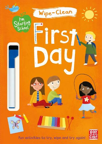 I'm Starting School: First Day