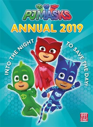 PJ Masks: Annual 2019: Perfect for little heroes everywhere! - PJ Masks (Hardback)
