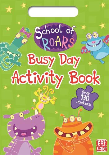 School of Roars: Busy Day Activity Book - School of Roars (Paperback)