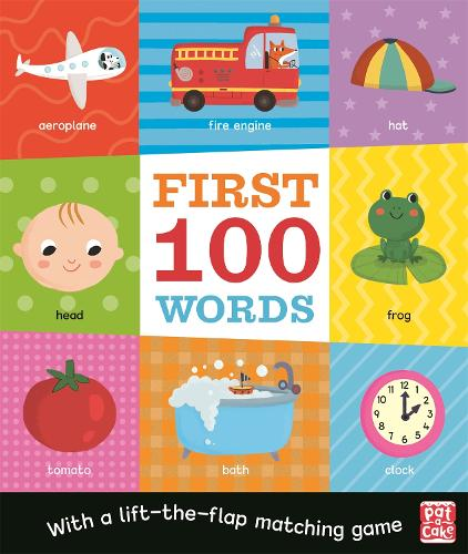 First 100 Words - First 100 (Board book)