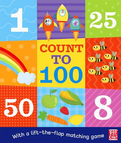 Count to 100 - First 100 (Board book)