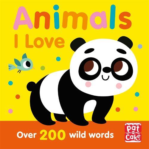Talking Toddlers: Animals I Love - Talking Toddlers (Paperback)